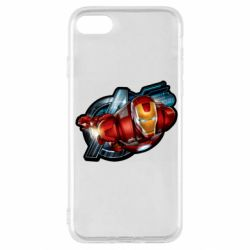 Чохол для iPhone SE 2020 Iron Man and Avengers