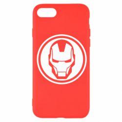 Чохол для iPhone SE 2020 Iron man symbol