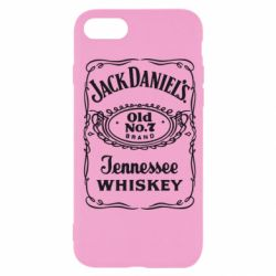 Чохол для iPhone SE 2020 Jack daniel's Whiskey