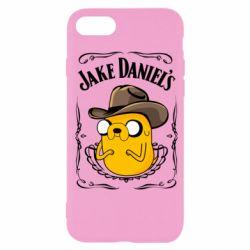 Чохол для iPhone SE 2020 Jack Daniels Adventure Time