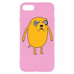 Чохол для iPhone SE 2020 Jake from  Adventure Time