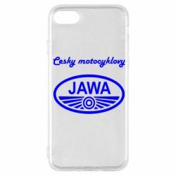 Чохол для iPhone SE 2020 Java Cesky Motocyclovy