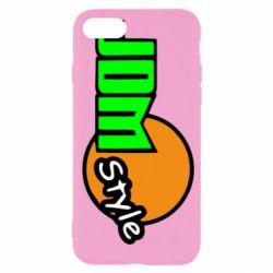 Чехол для iPhone SE 2020 JDM Style