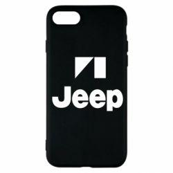 Чехол для iPhone SE 2020 Jeep Logo
