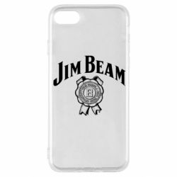 Чохол для iPhone SE 2020 Jim Beam logo