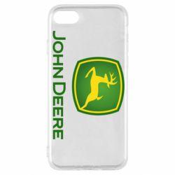 Чохол для iPhone SE 2020 John Deere logo
