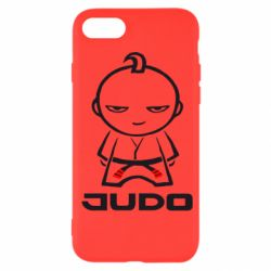 Чохол для iPhone SE 2020 Judo Fighter
