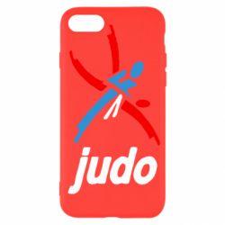 Чохол для iPhone SE 2020 Judo Logo