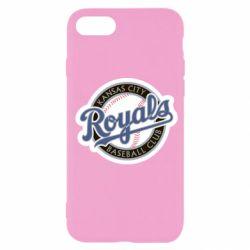Чохол для iPhone SE 2020 Kansas City Royals