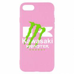 Чохол для iPhone SE 2020 Kawasaki Monster Energy