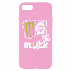 Чохол для iPhone SE 2020 Ken Block Monster Energy