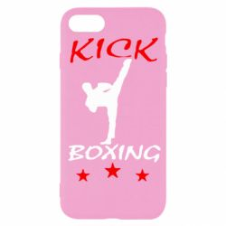 Чохол для iPhone SE 2020 Kickboxing Fight