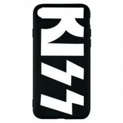 Чехол для iPhone SE 2020 Kiss Logo