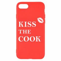 Чехол для iPhone SE 2020 Kiss the cook