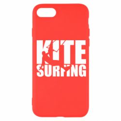 Чохол для iPhone SE 2020 Kitesurfing