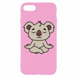 Чехол для iPhone SE 2020 Koala