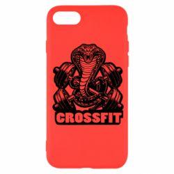 Чохол для iPhone SE 2020 Кобра CrossFit