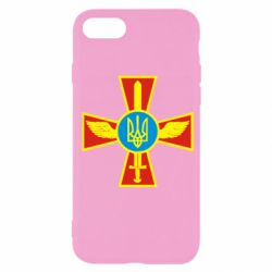 Чохол для iPhone SE 2020 Хрест з мечем та гербом
