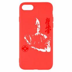 Чохол для iPhone SE 2020 Kyokushin Kanku logo