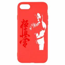 Чохол для iPhone SE 2020 Kyokushin Kanku Master