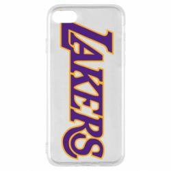 Чохол для iPhone SE 2020 LA Lakers