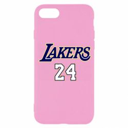 Чехол для iPhone SE 2020 Lakers 24
