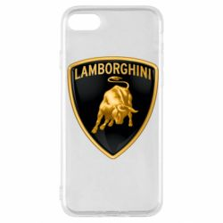 Чохол для iPhone SE 2020 Lamborghini Logo