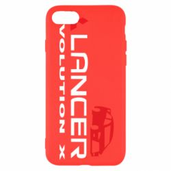Чехол для iPhone SE 2020 Lancer Evolution X
