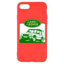 Чохол для iPhone SE 2020 Land Rover