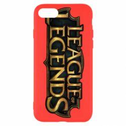Чехол для iPhone SE 2020 League of legends logo