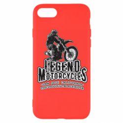 Чохол для iPhone SE 2020 Legends motorcycle