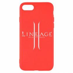 Чехол для iPhone SE 2020 Lineage ll