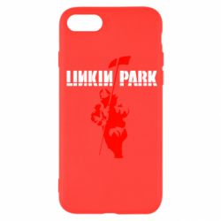 Чохол для iPhone SE 2020 Linkin Park Альбом