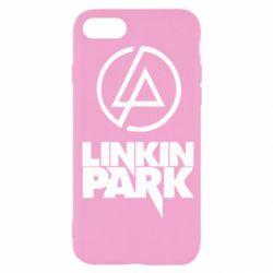 Чохол для iPhone SE 2020 Linkin Park