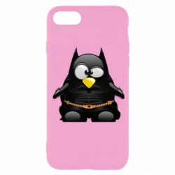 Чехол для iPhone SE 2020 Linux+Batman