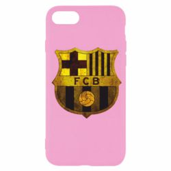 Чохол для iPhone SE 2020 Логотип Барселони