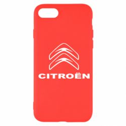 Чохол для iPhone SE 2020 Логотип Citroen