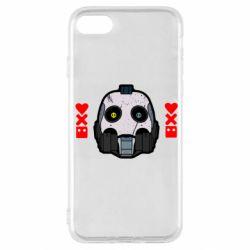 Чехол для iPhone SE 2020 Love death and robots