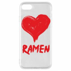 Чохол для iPhone SE 2020 Love ramen