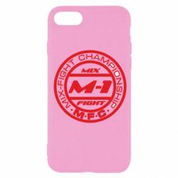 Чехол для iPhone SE 2020 M-1 Logo