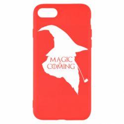Чехол для iPhone SE 2020 Magic is coming