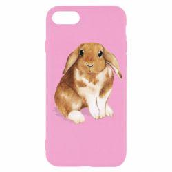 Чохол для iPhone SE 2020 Маленький кролик
