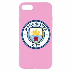 Чохол для iPhone SE 2020 Manchester City