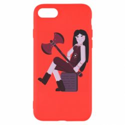 Чохол для iPhone SE 2020 Marceline adventure time