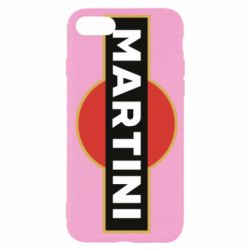 Чохол для iPhone SE 2020 MARTINI