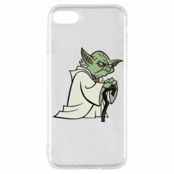 Чехол для iPhone SE 2020 Master Yoda