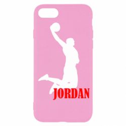 Чехол для iPhone SE 2020 Майкл Джордан