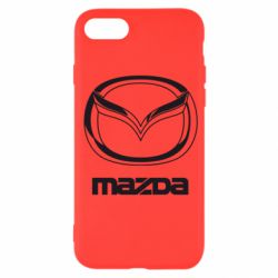 Чохол для iPhone SE 2020 Mazda Logo