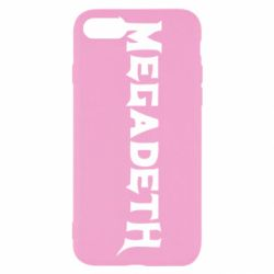 Чохол для iPhone SE 2020 Megadeth
