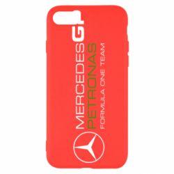 Чехол для iPhone SE 2020 Mercedes GP Vert